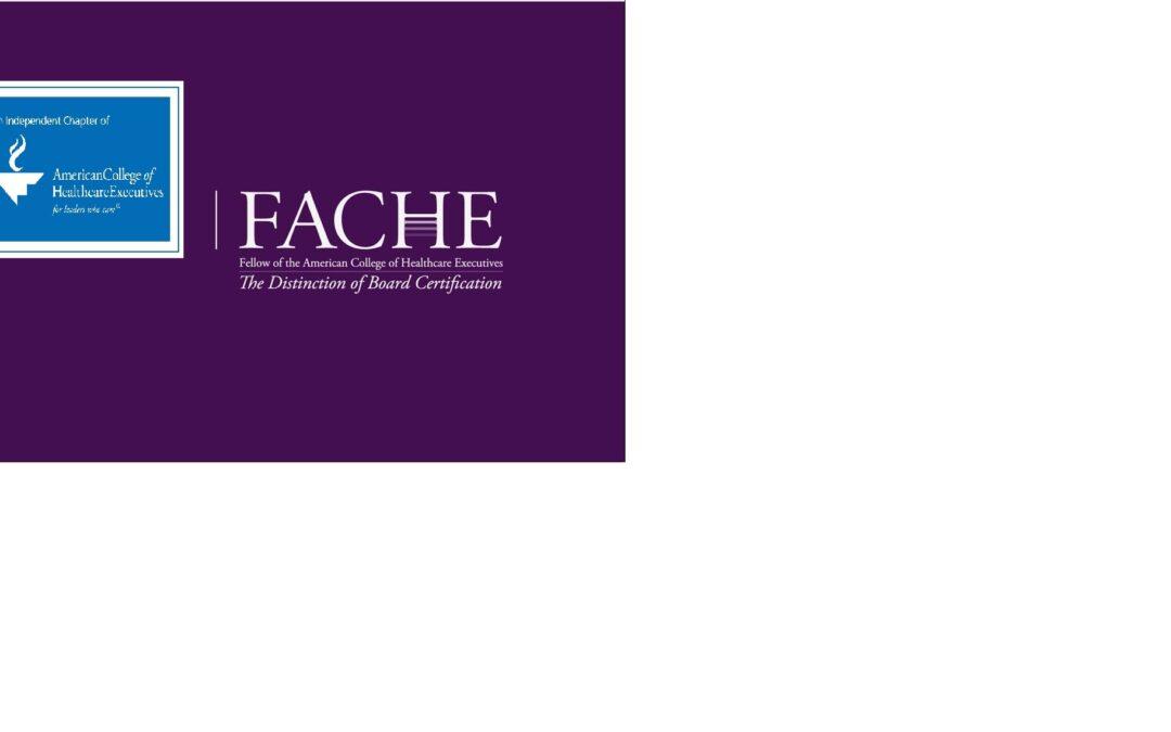 FACHE Study Guide